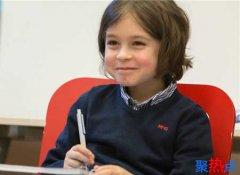 比利时神童9岁读完大学 成史上最小