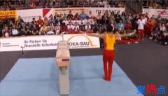 中国体操队世界杯单日进账四金