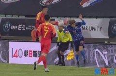 东亚杯国足1-2日本