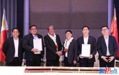 中国动车组首次出口菲律宾