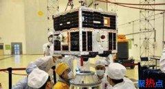 """""""太极一号""""完成在轨测试实验 成果超出预期"""