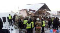 哈萨克斯坦坠机事故死亡人数升至15人