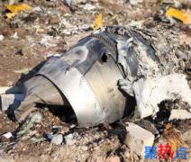 乌克兰飞机坠毁 伊朗否认击落飞机