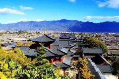 云南旅游必去的景点 云南十大景点排名