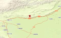 新疆喀什地区伽师县发生5.1级地震
