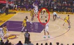 NBA全明星赛浓眉哥意外受伤