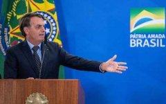 巴西总统新冠病毒检测结果呈阴性