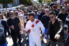 希腊取消2020东京奥运火炬传递