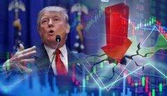 美股第五次熔断 大涨之后继续大跌