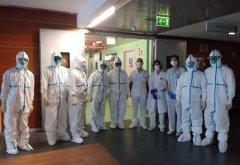 中国专家深入意大利疫情最严重的贝加莫