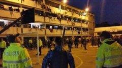 哥伦比亚多所监狱发生暴动