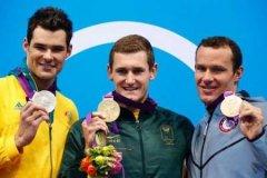 南非游泳奥运冠军确诊新冠肺炎