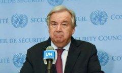 联合国呼吁全球停火以应对新冠肺炎疫情