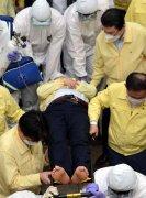 韩国大邱市长昏倒 办公室连睡30多天行军床