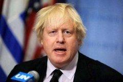 英国首相新冠病毒检测结果呈阳性