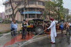 印度现超级传播者 致4万人隔离
