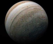 NASA发布超清晰木星照