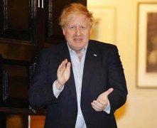 英国首相约翰逊出院 暂时不恢复工