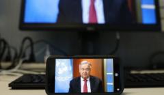 联合国189人感染新冠病毒