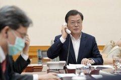 韩国将交付美国60万检测盒