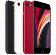 新iPhoneSE发布3299元起售