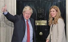 英国首相约翰逊下周一恢复工作