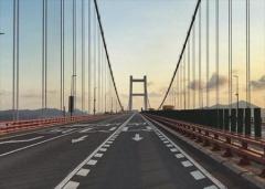 广东虎门大桥恢复通车