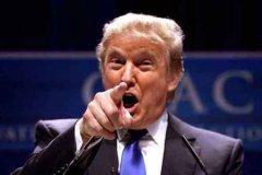特朗普谈美国骚乱