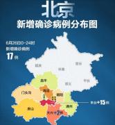 北京疫情最新数据 北京新增17例确