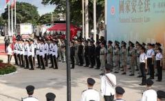 感动中国为香港警察颁奖