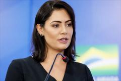 巴西总统夫人新冠检测阳性
