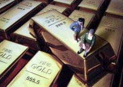 黄金跌出七年最大幅度