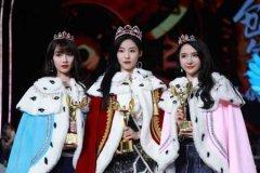SNH48年度总决选孙芮第一
