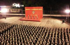 驻香港部队进行第23次轮换