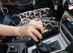 自动挡车档位介绍 练车自动挡口诀和图解