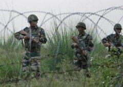 印巴交火一名印度军官死亡