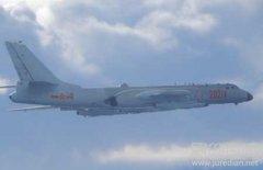 解放军18架战机现身台湾空域