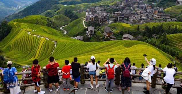 国庆假期前4天4.25亿人次出游
