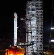 中国成功发射高分十三号卫星