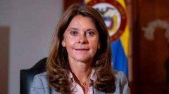 哥伦比亚副总统新冠检测阳性