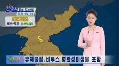 朝鲜担心沙尘暴携带病毒