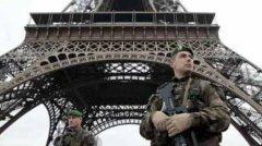 法国全境提升反恐警戒级别