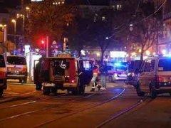 奥地利发生恐袭7人遭枪击身亡
