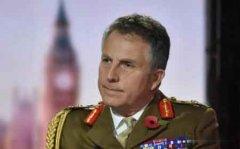 英国参谋长:新冠或将引发世界全面战争