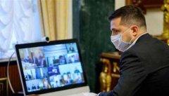乌克兰总统新冠检测呈阳性