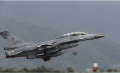 台军一架F-16战机夜航失联