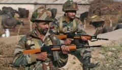 印军130万部队调整部署 为两线作战