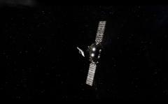 天问一号距离地球超1亿公里