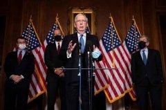 美参议院共和党领袖祝贺拜登当选