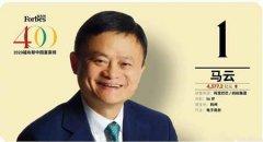 2020年福布斯中国富豪榜 中国首富十大排名